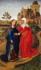 The_Visitation_Rogier_van_der_Weyden_1435