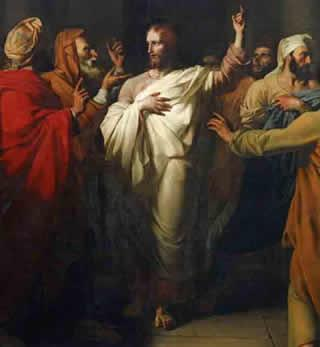 disputa coi farisei