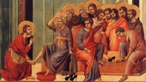 Gesù servo