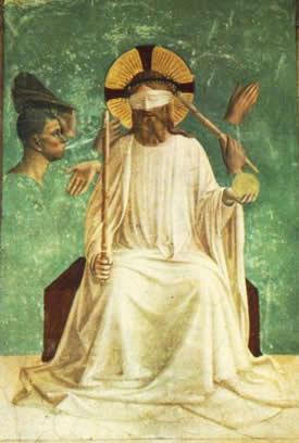 Gesù oltraggiato