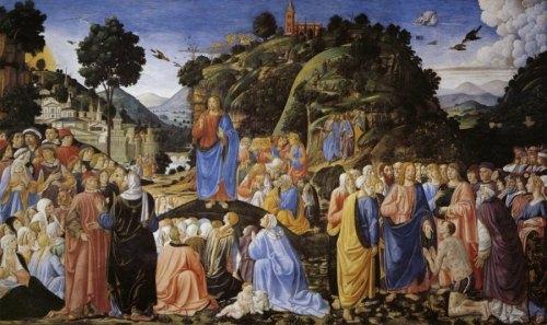 Gesù e le folle