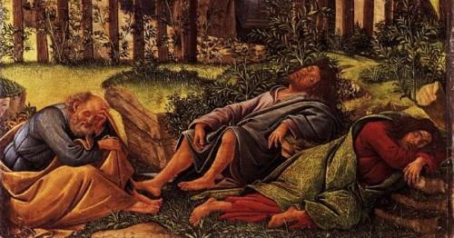 discepoli dormienti