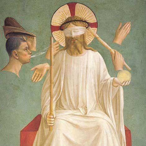 Gesù deriso